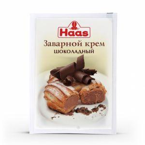 ХААС Заварной крем Шоколадный 100 г