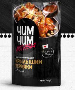 ЧИМ-ЧИМ Соус 150г для приготовления Курицы терияки